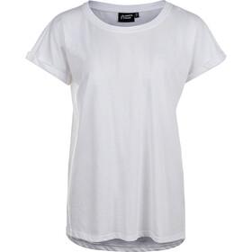 North Bend Ghita Kortærmet T-shirt Damer, hvid